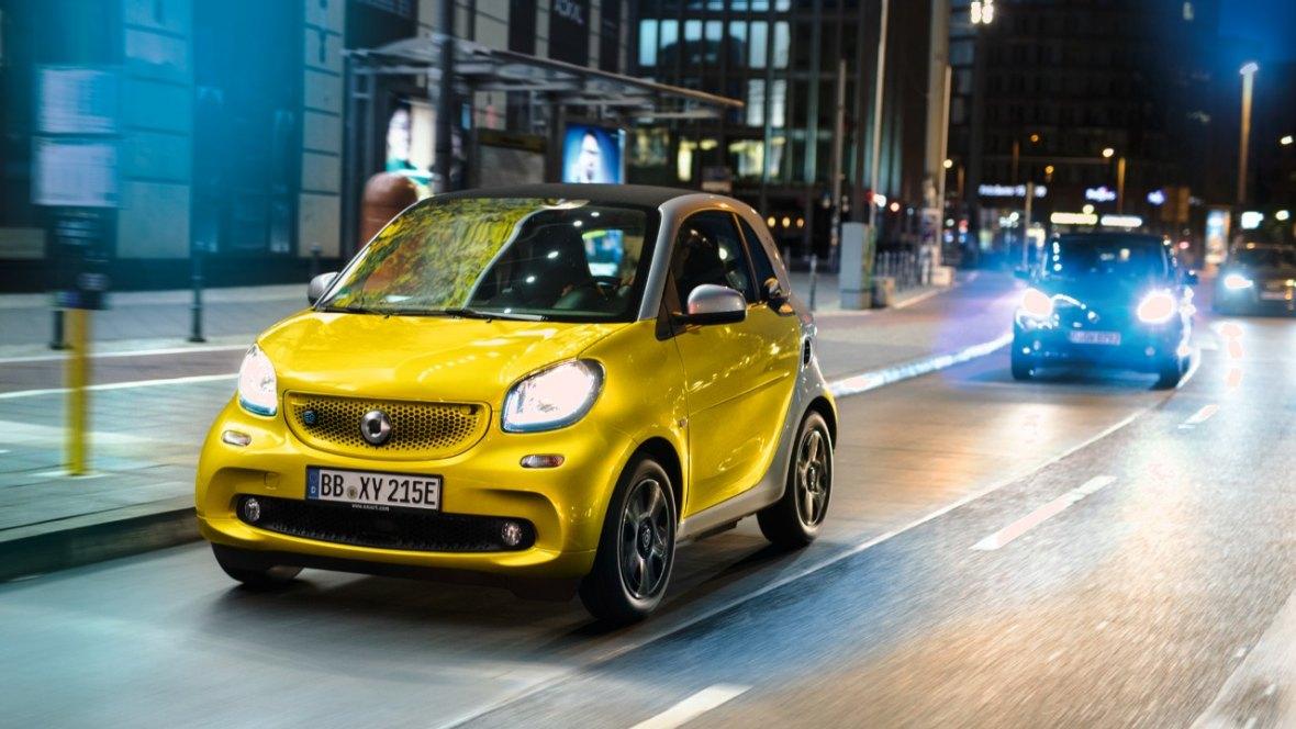 Smart Farben.Smart Eq Fortwo Und Forfour Jetzt In Regensburg Testen